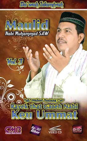 COVER Dakwah Maulid Vol 3