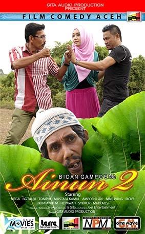 Cover Ainun 2