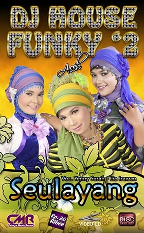 Cover DJ House Funky 2
