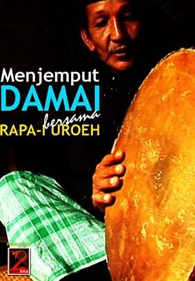Cover Documenter Menjemput Damai