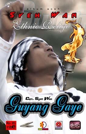 Cover Guyang Gaye
