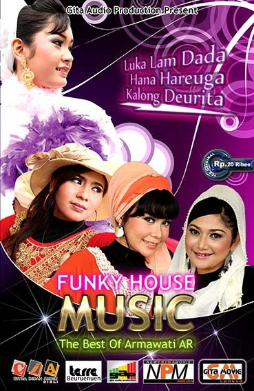 Cover House Funky Armawati