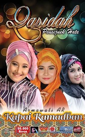 Cover Qasidah Kapai Ramadhan