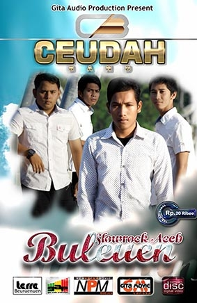 cover ceudah band