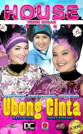cover ubong cinta