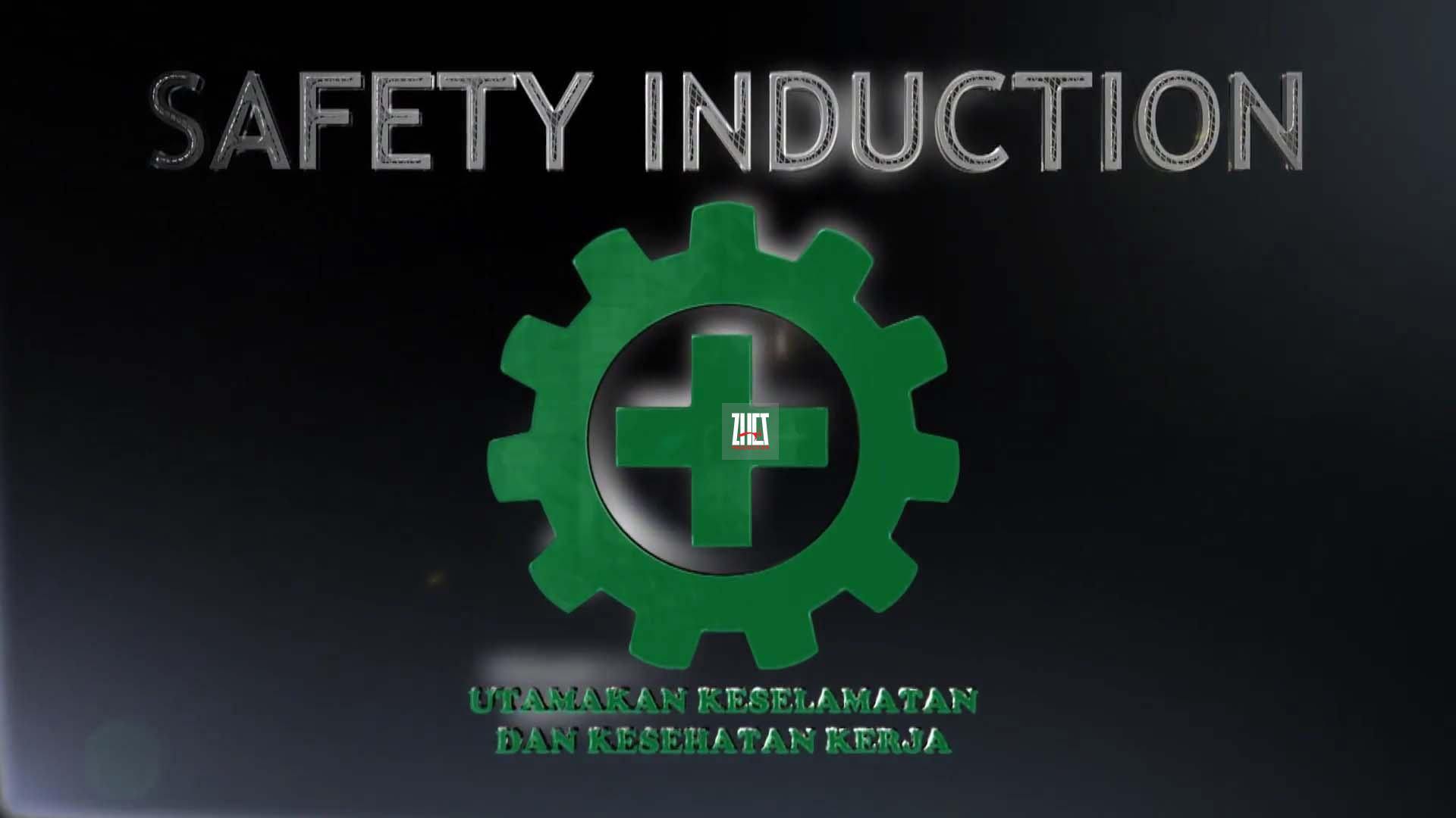 SAFETY INDUCTION – CUT MEUTIA ROOM