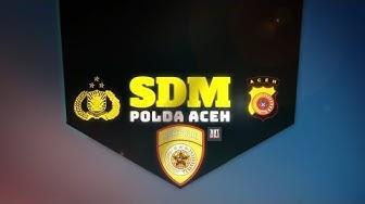 Biro SDM POLDA Aceh